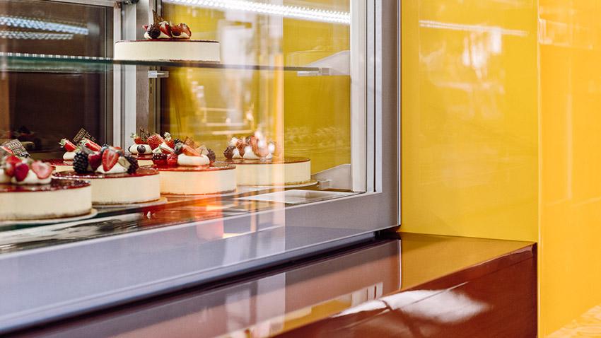 Arredamenti per bar ristoranti e negozi format srl for Negozi arredamento pesaro